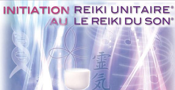 Reiki Unitaire, le Reiki duSon