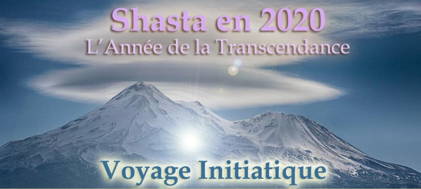 Voyage Initiatique au MontShasta