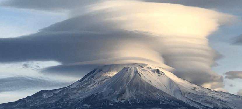 Séance d'information sur le Mont Shasta à Montréal(Ahuntsic)