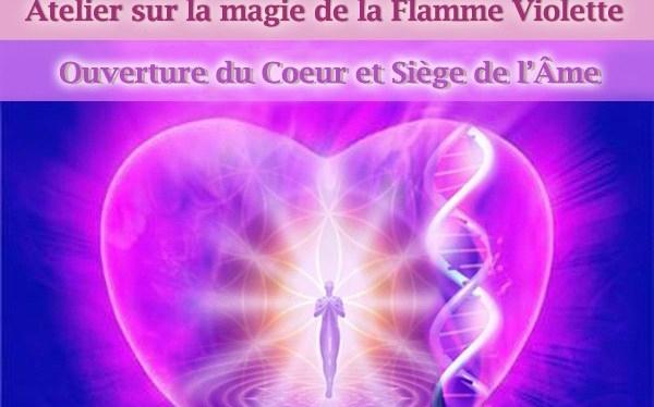 L'Ouverture du Cœur à l`énergie du Siège del'Âme