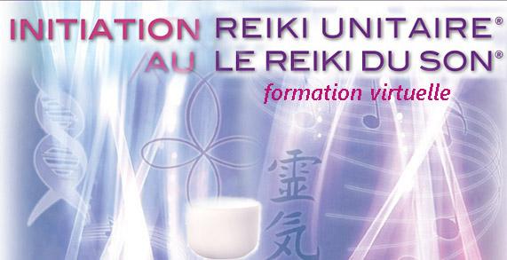 Reiki Unitaire, le Reiki du Son (formationvirtuel)